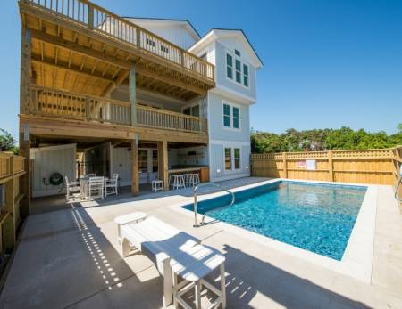 Designing a vacation home