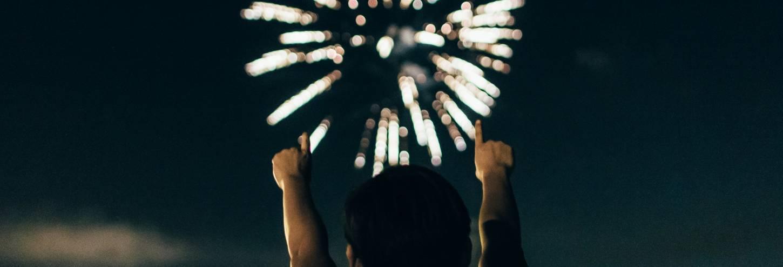 Outer Banks Fireworks