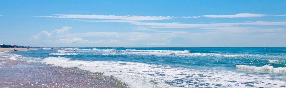 Coastal Distance on Hatteras Island