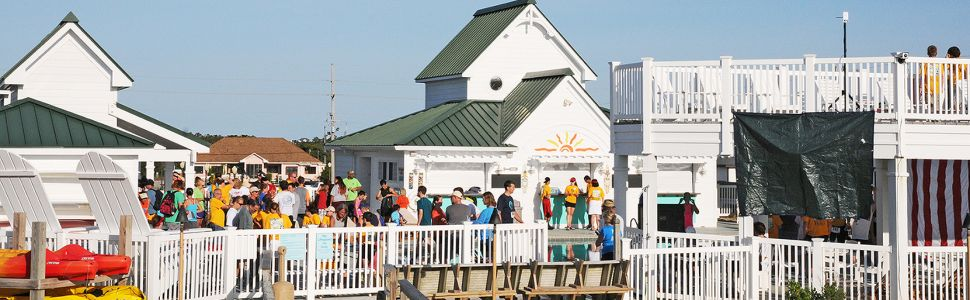 Annual Shorebreak 5K benefitting the Hatteras Island Youth Education Fund