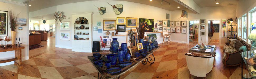 Sandy Bay Gallery on Hatteras Island