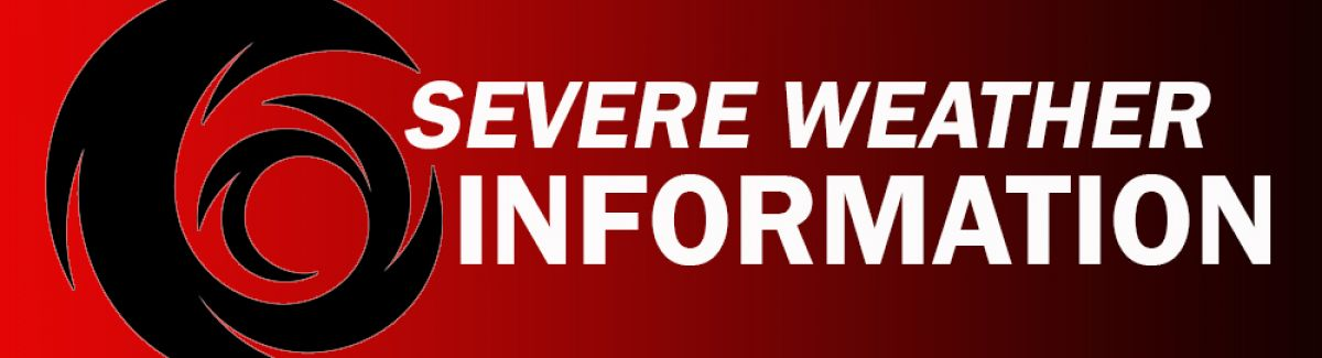 Severe Weather Information and Resources