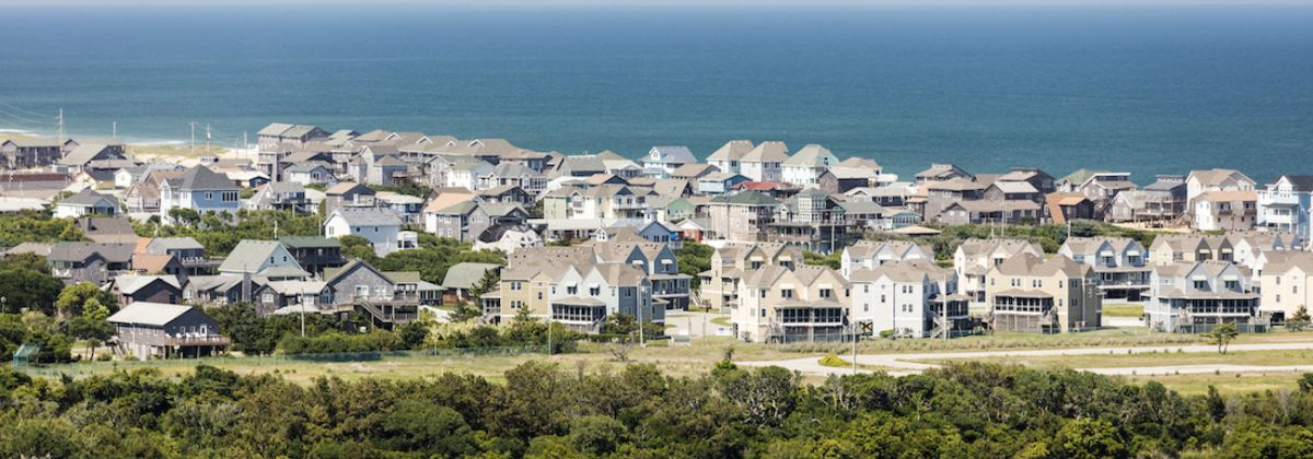 Hatteras Island homes with an elevator