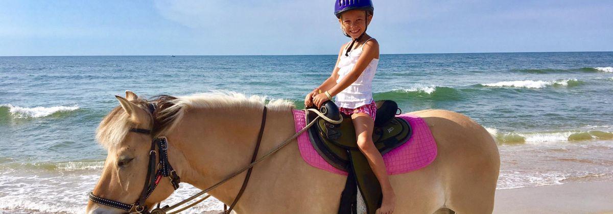 Hatteras Island Horseback Riding