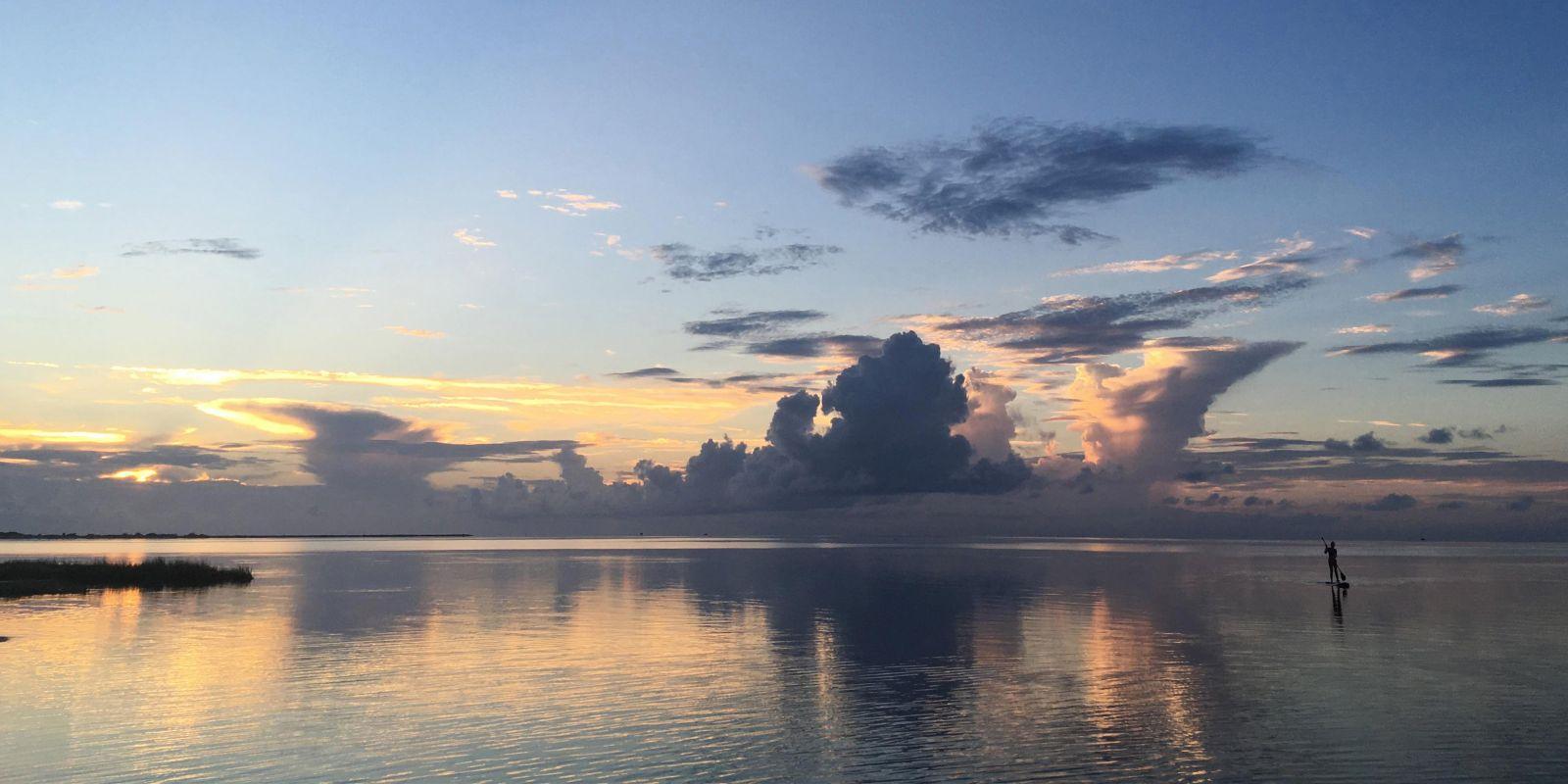 Pamlico Sound Hatteras Island
