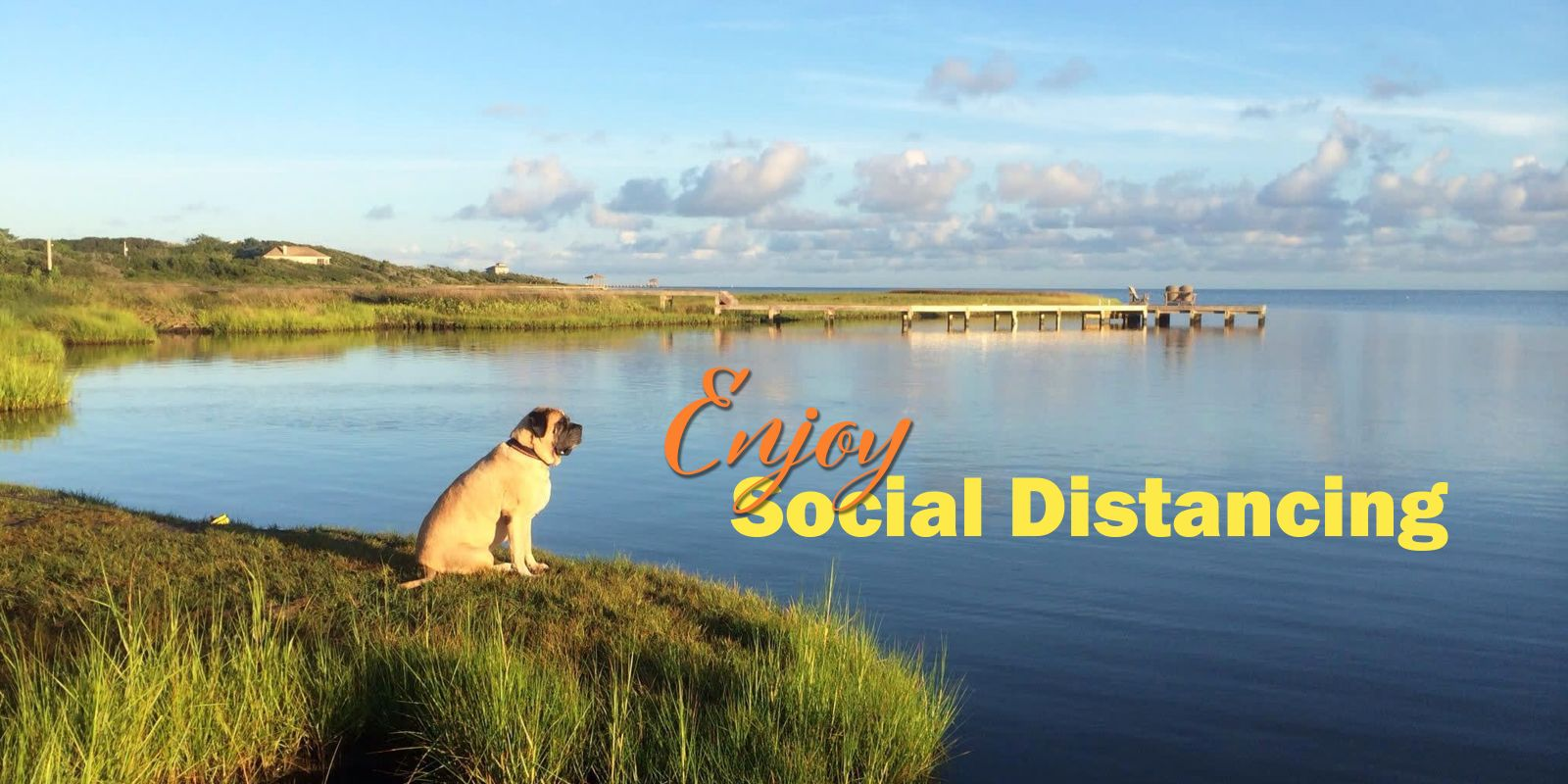 Enjoy Social Distancing on Hatteras Island
