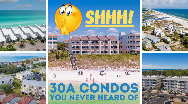 30A Conods You Never Heard Of