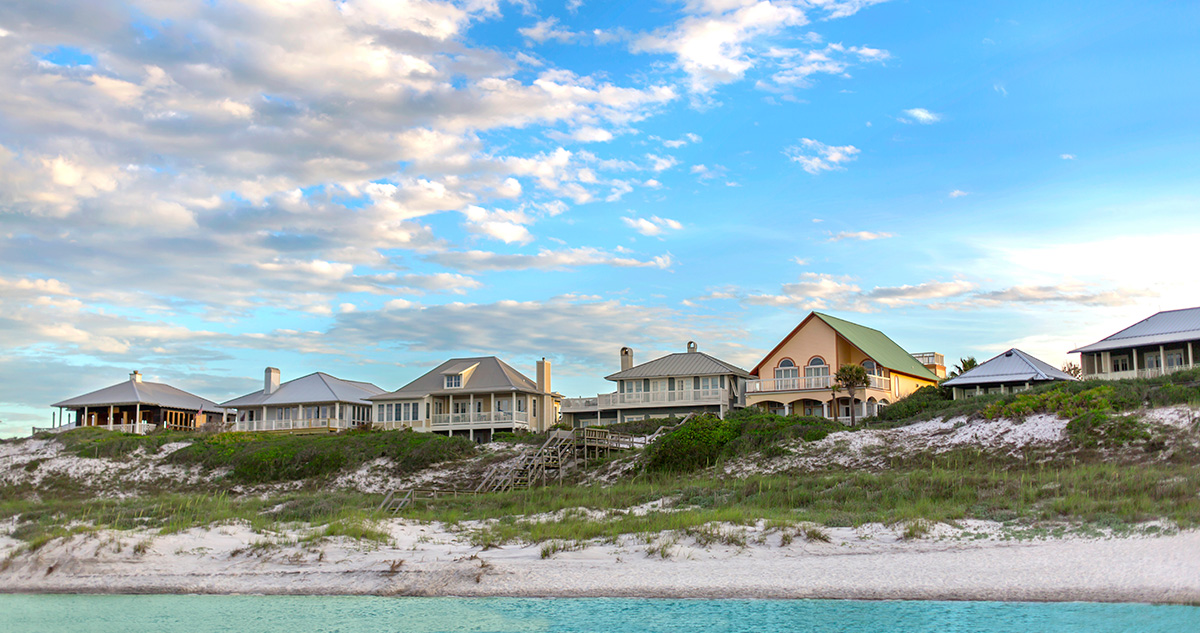 8 Seagrove Beach Vacation Homes