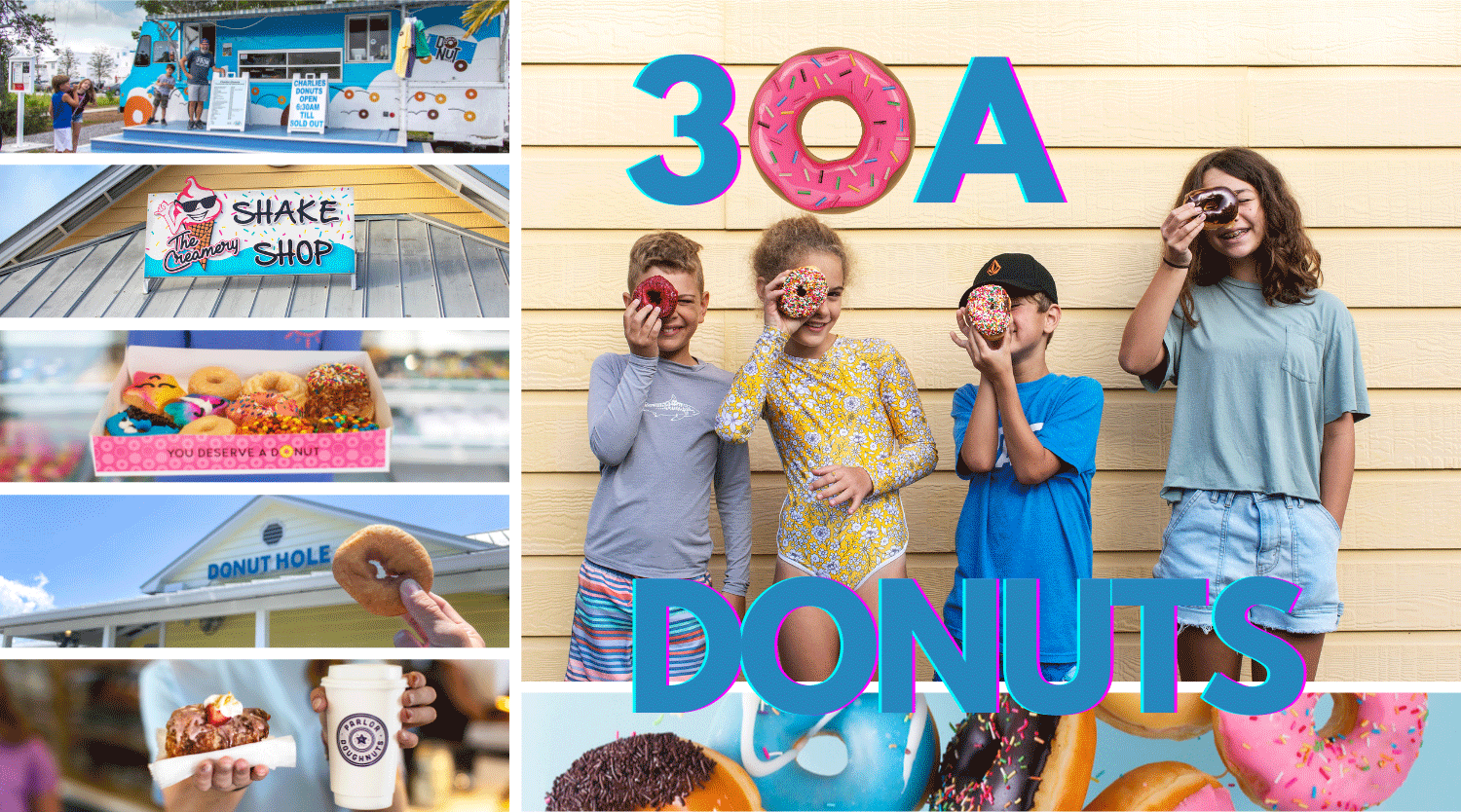 Best Donuts on 30A