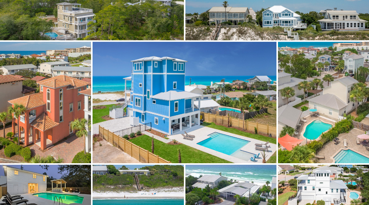 Blue Mountain Beach Vacation Homes