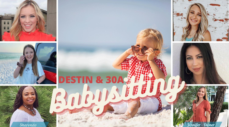 Destin and 30A Babysitting