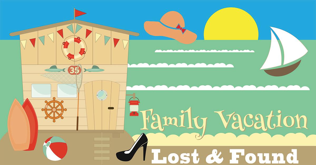 Lost & Found Blog