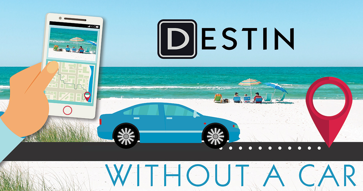 Destin without a Car