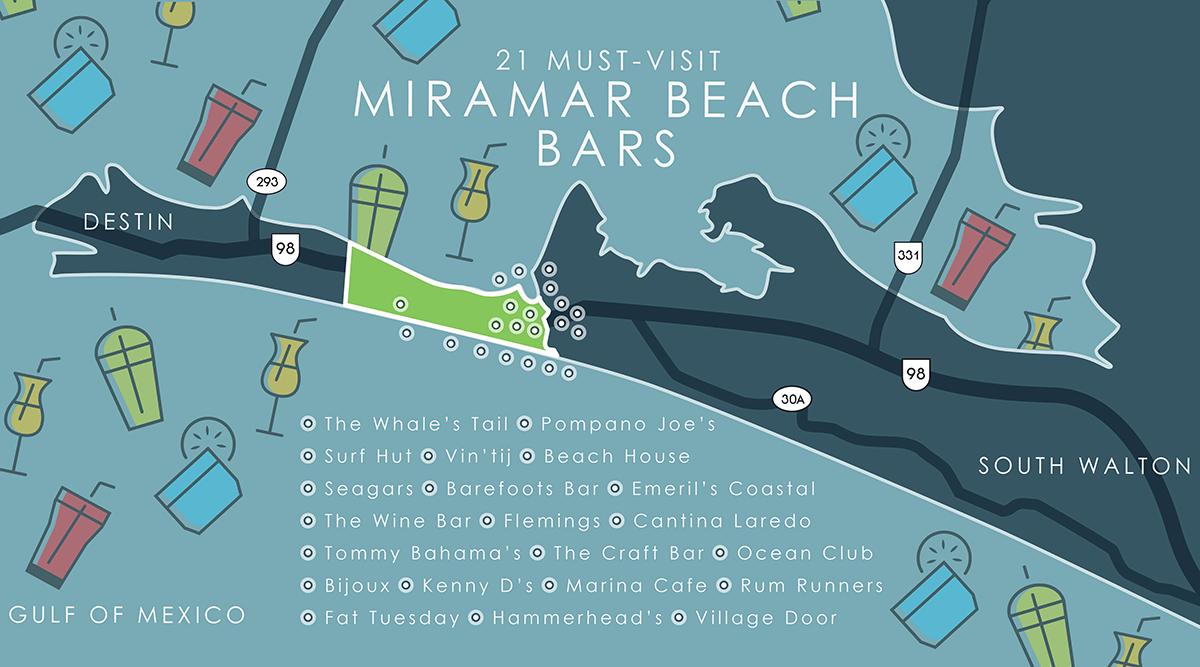 21 Must-Visit Miramar Beach Bars
