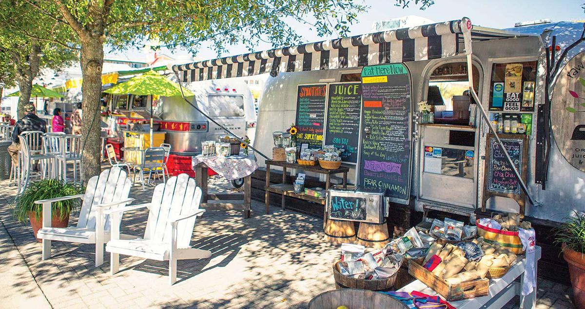 Seaside Airstream Food Trucks | Destin Vacation Blog