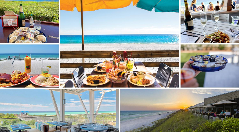 South Walton Beachfront Restaurants