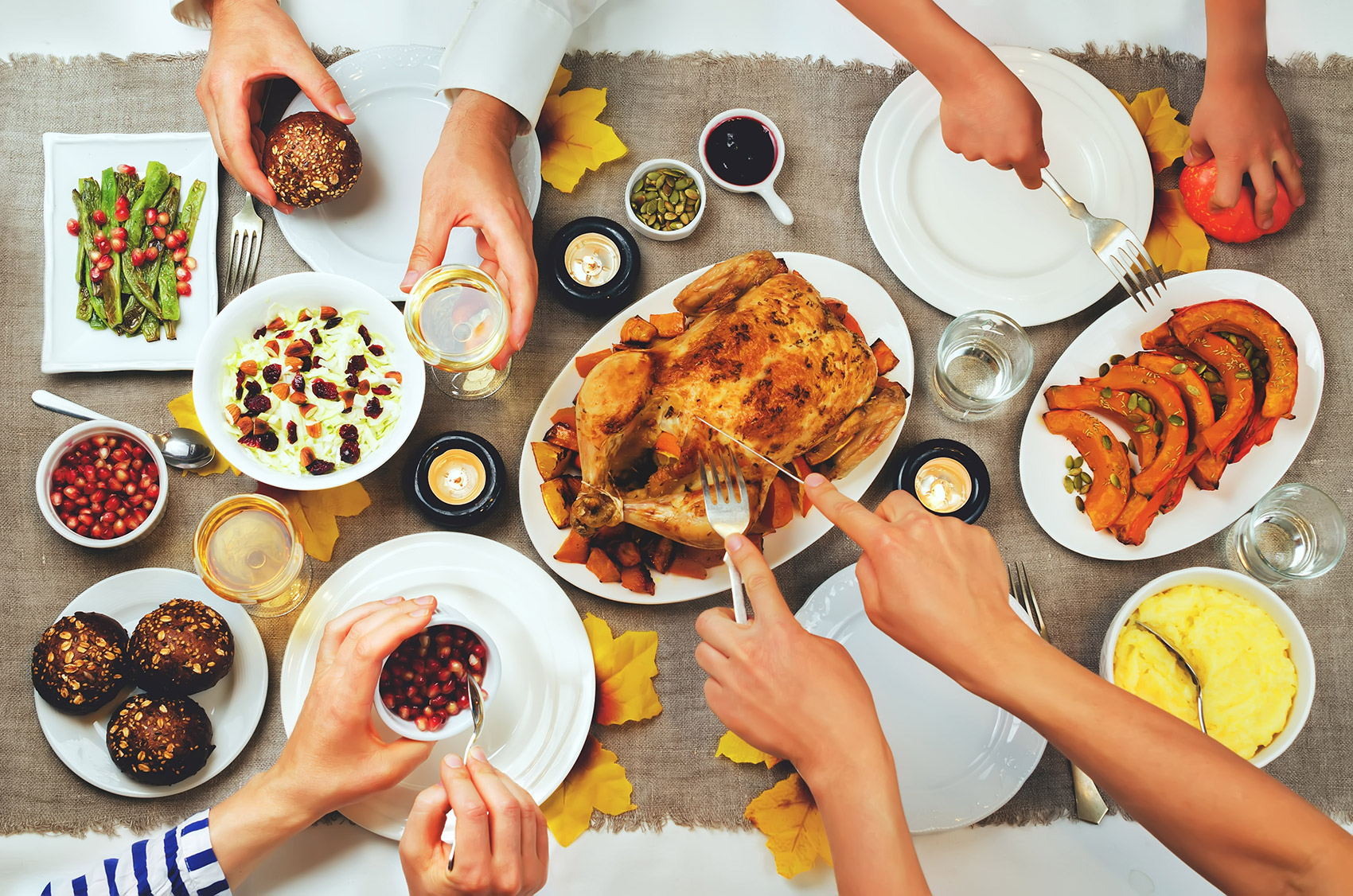Thanksgiving Dining Guide South Walton