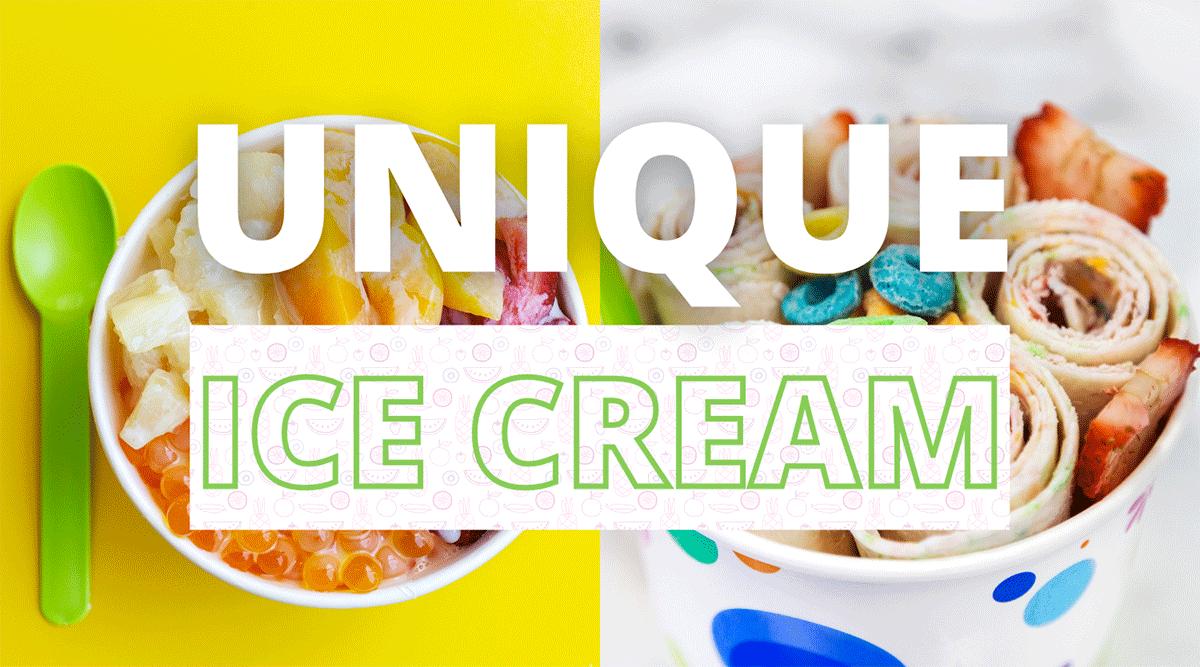 Unique Destin Ice Cream