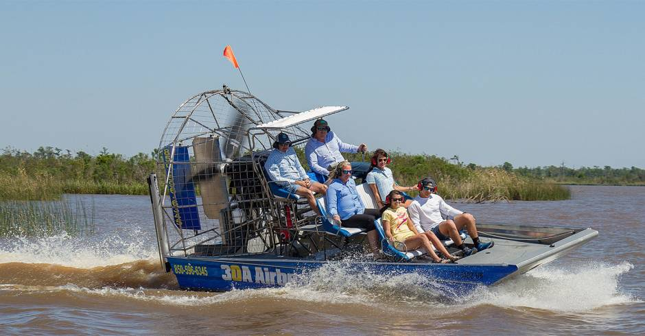 30A Airboats