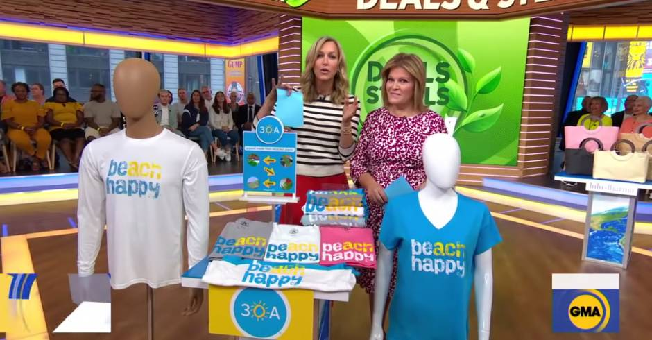30A on Good Morning America