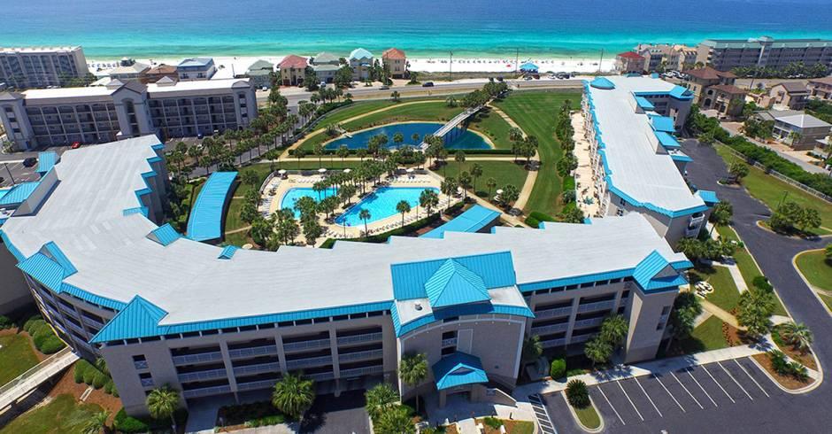 6 Miramar Beach Condos on Scenic Gulf Drive