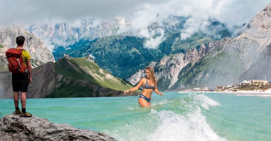 Beach vs Mountains