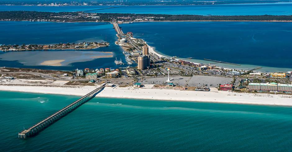Destin vs. Pensacola Beach