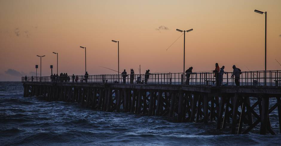 Fantastic Fishing Piers near Destin