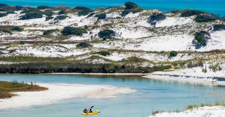 Florida's Largest Sand Dunes