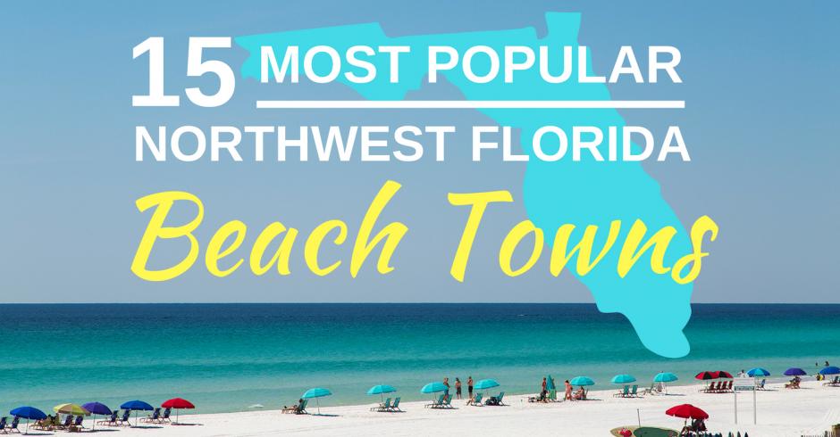 Northwest Florida Beach Towns
