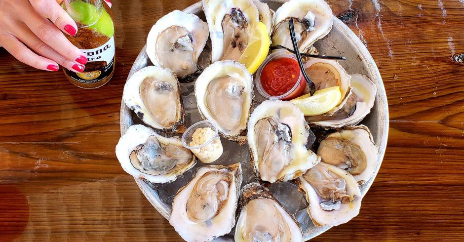 Where to get Oysters on 30A