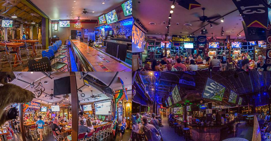 Where to Watch Football in Destin