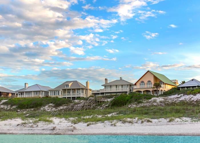 8 Seagrove Beach Vacation Homes