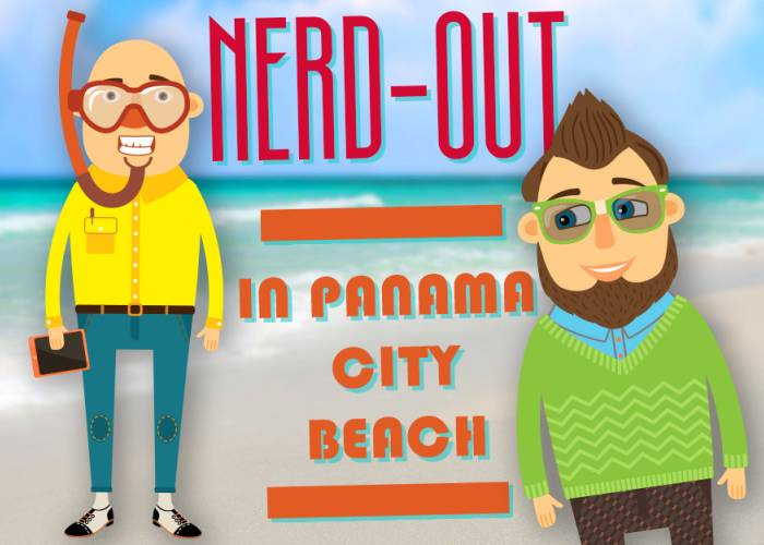 Nerd-Out Panana City Beach