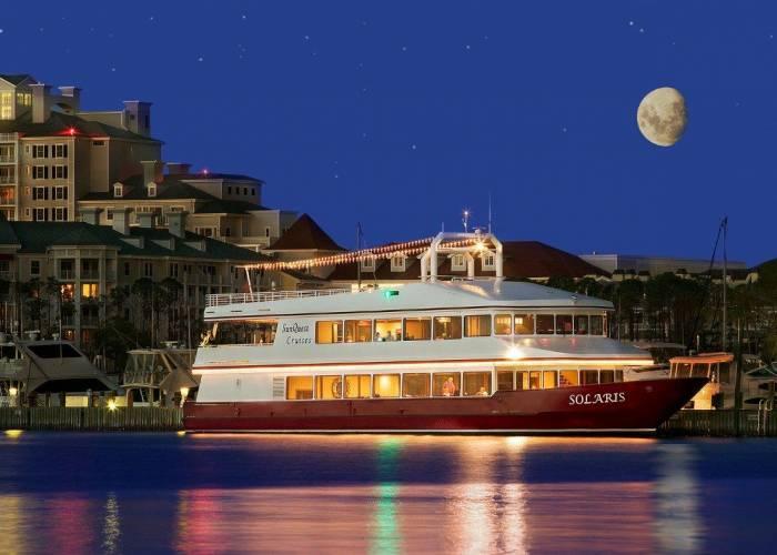 Solaris Sunset Cruise