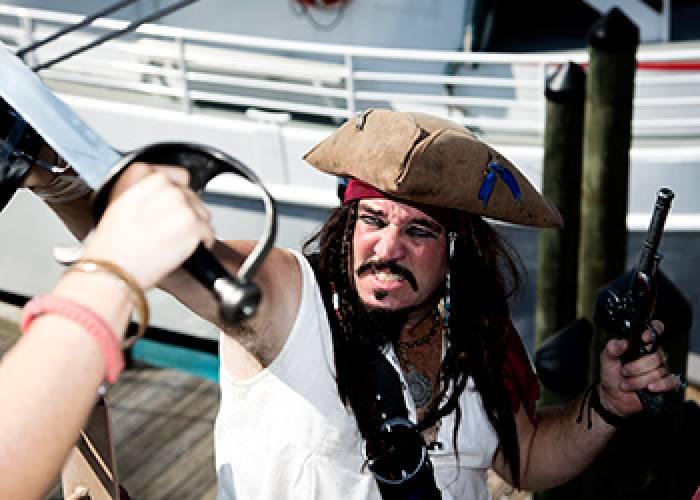 Captain Cannonball
