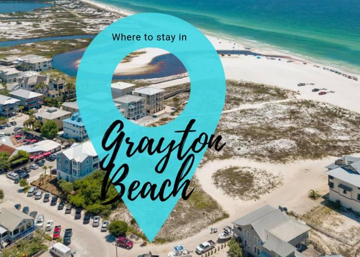 Gratyon Beach - Where to stay