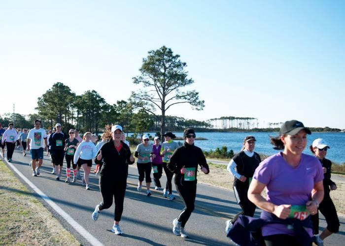 Seaside Half Marathon