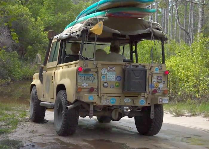 30A Sand Rover Rally