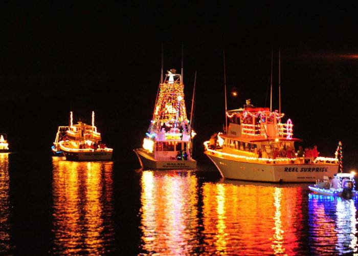 Destin Boat Parade