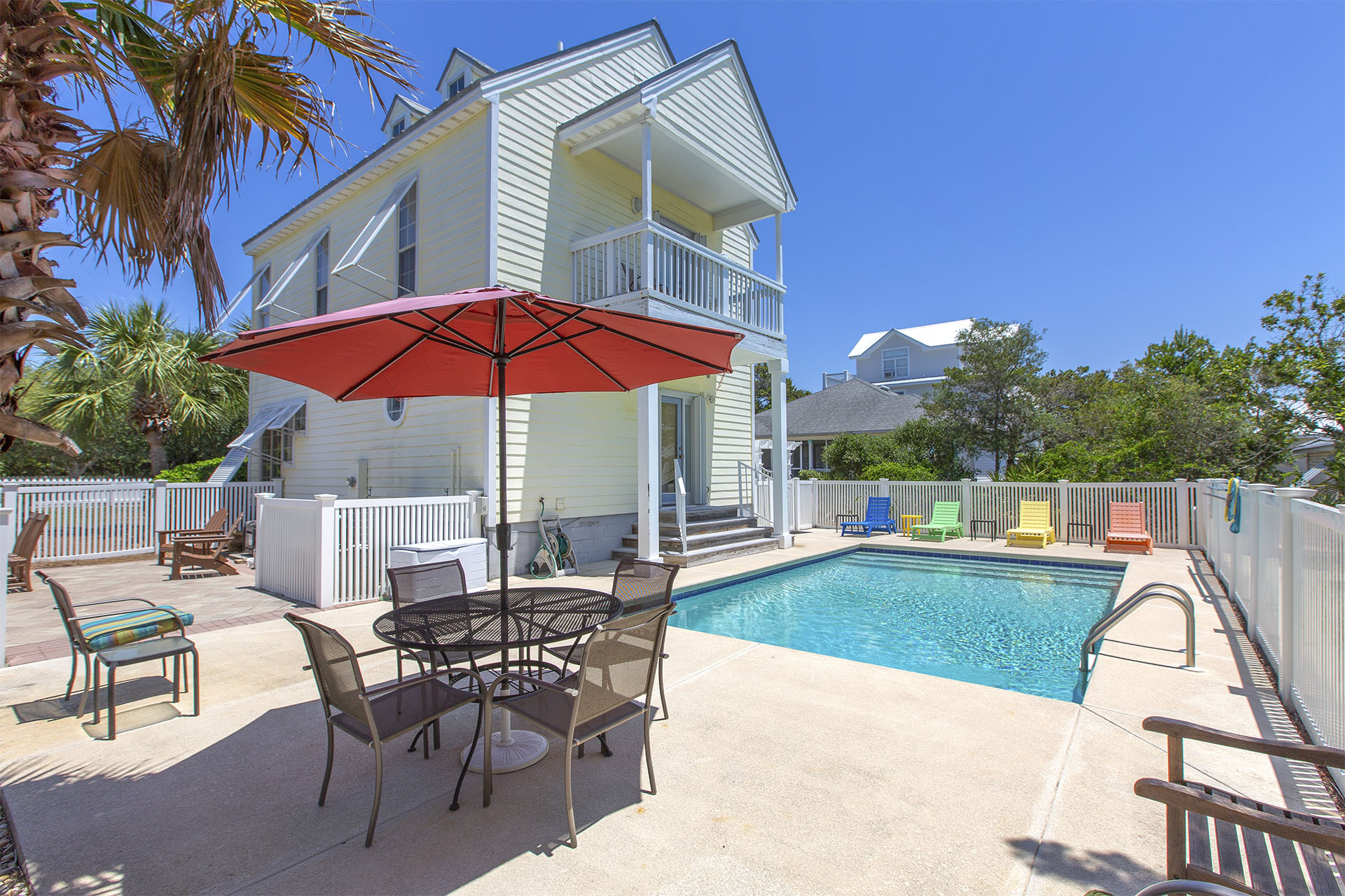 Lemon Fish Crystal Beach Vacation Home