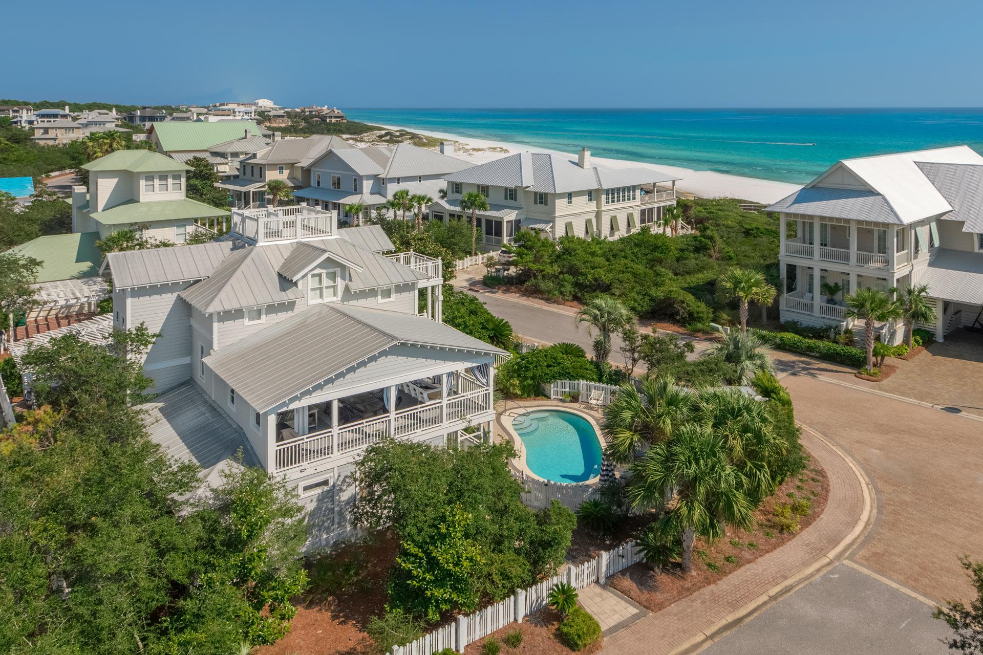 Mornign Star Old Florida Beach
