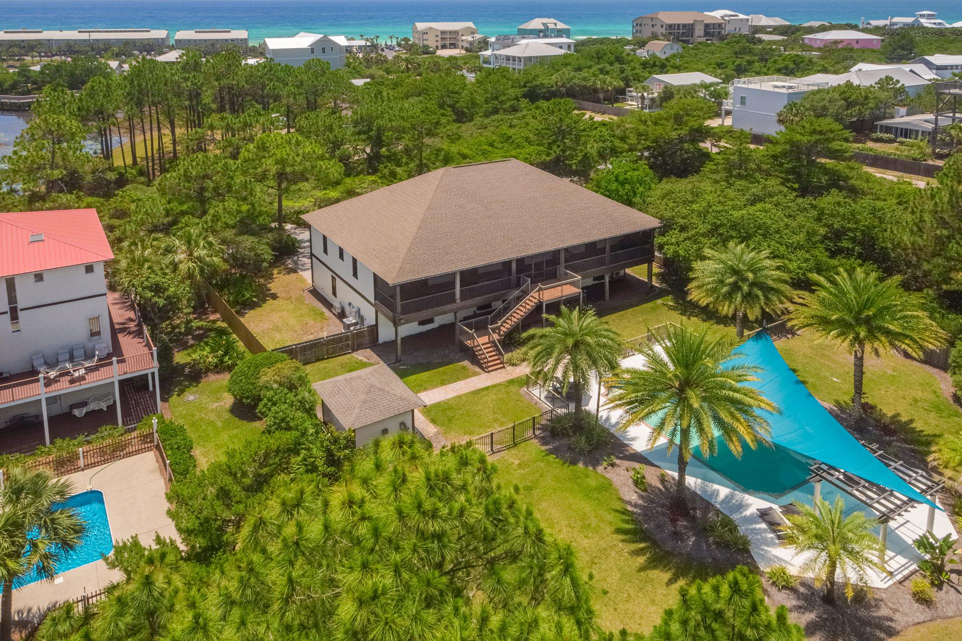 Crawdaddy's Casa 30A Vacation Home