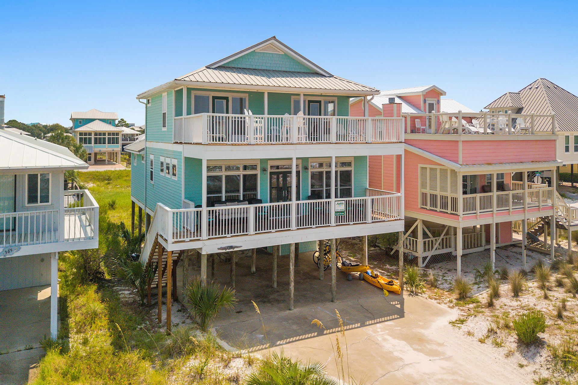 Grayton Dream 30A Vacation Home
