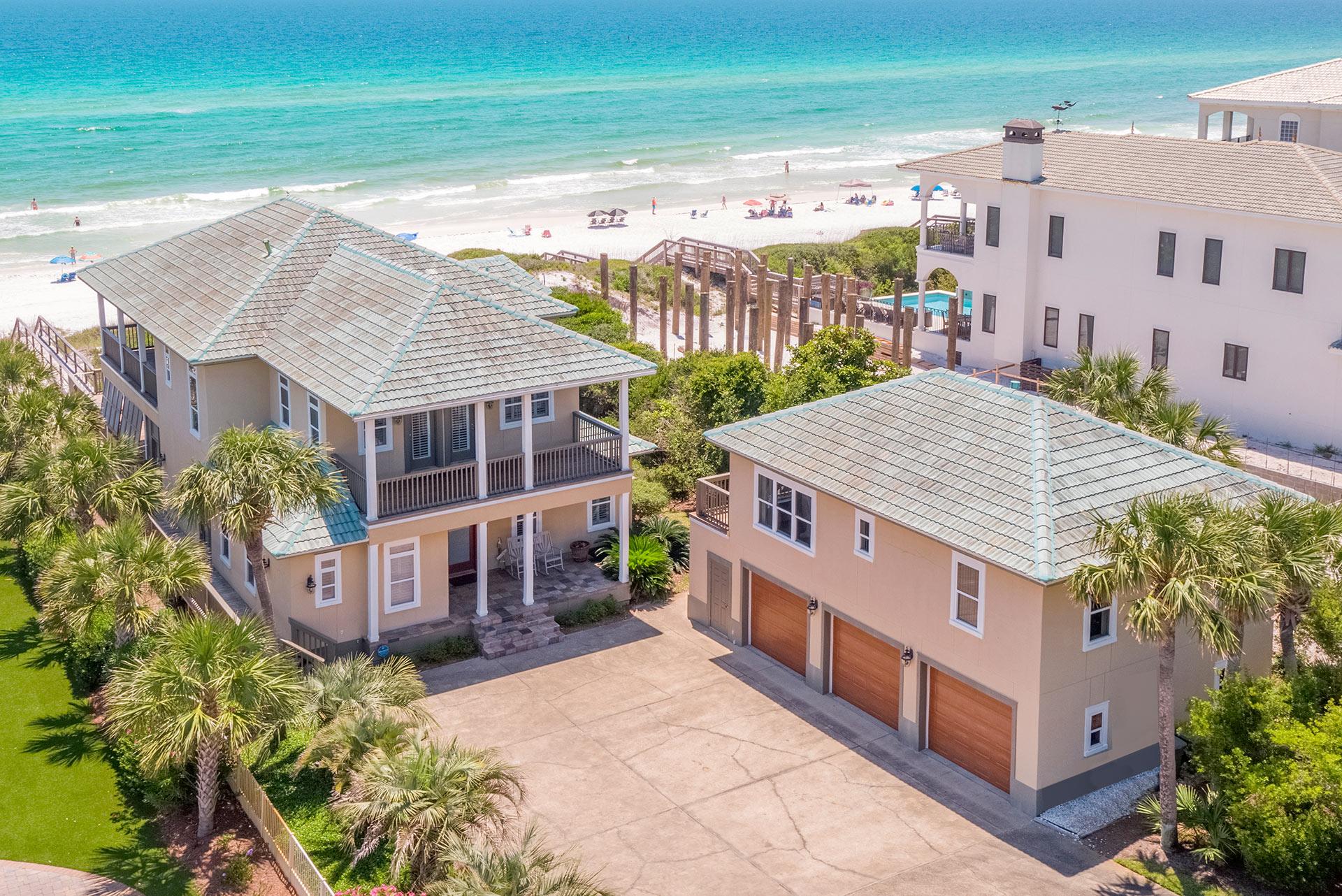 Happy Days Beachfront Home
